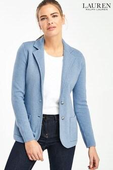 Lauren Ralph Lauren® Blue Alvarta Blazer
