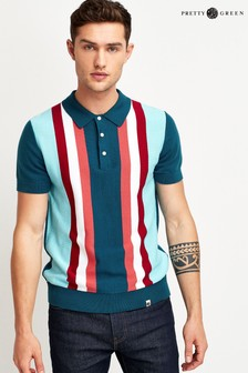 Pretty Green Lifton Knitted Polo