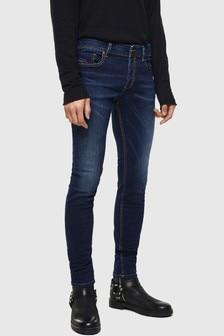 Diesel® Sleenker Skinny Fit Jeans