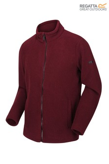 Regatta Purple Esdras Full Zip Fleece