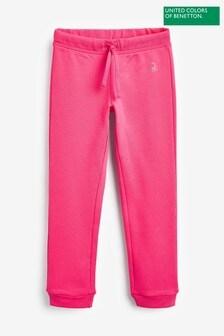 Benetton Pink Joggers