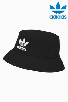 adidas Originals Black Bucket Hat