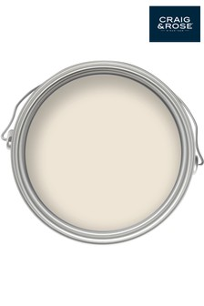 Chalky Emulsion Regency White Paint by Craig & Rose