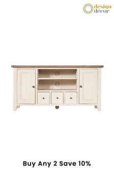 Cotswolds TV Unit By Design Décor