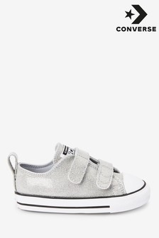 Converse Grey 2V Infant Trainers