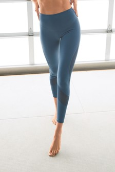 High Waisted Full Length Sculpting Leggings