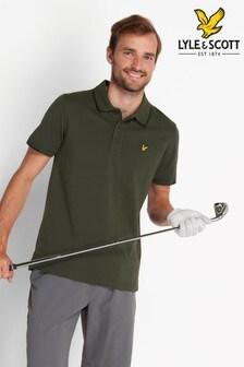 Lyle & Scott Golf Andrew Polo