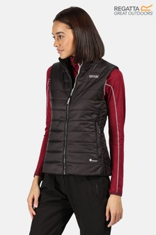 Regatta Black Womens Freezeway II Bodywarmer