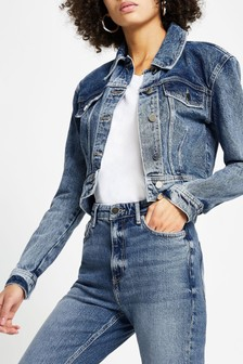 River Island Denim Medium Edition Jacket