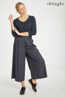 Thought Blue Ebonney Culotte