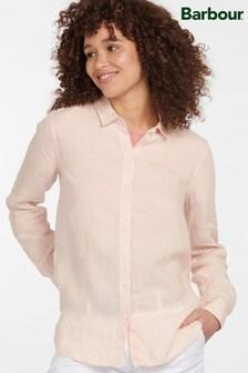 Barbour® Coastal Pink Marine Shirt