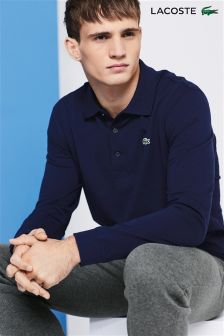 Lacoste® Long Sleeved Polo
