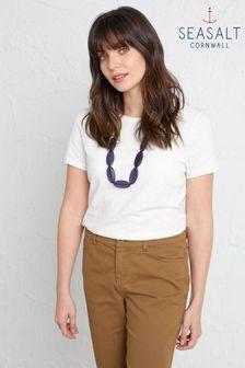 Seasalt White Reflection T-Shirt