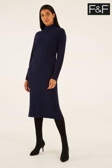 F&F Blue Bryce Dress