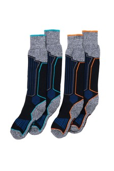 Ski Socks Two Pack