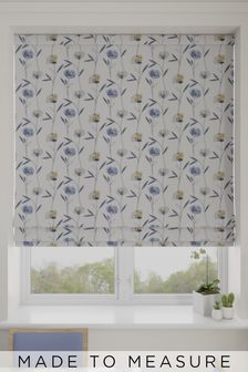 Izzy Made To Measure Roman Blind