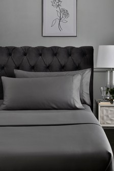 Set of 2 300 Thread Count Super King Pillowcases