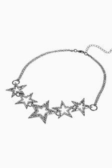 Statement Star Necklace