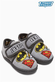 Justice League Slippers (Younger)