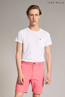 Jack Wills Berry Slim Chino Short