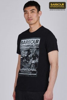 Barbour® International Archive Downforce T-Shirt