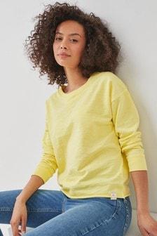 Neon Cotton Sweatshirt