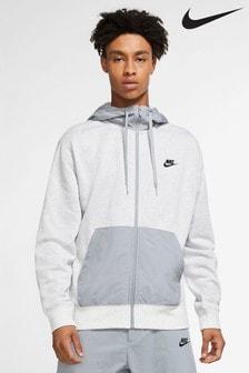 Nike Colourblack Zip Through Hoodie
