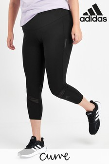 adidas Curve Black How We Do Leggings