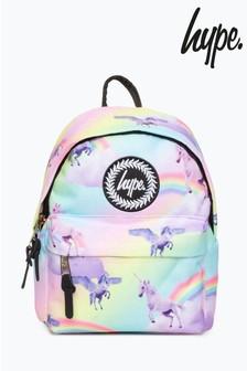 Hype. Rainbow Unicorn Mini Backpack