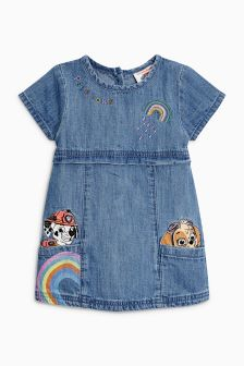 Paw Patrol Dress (3mths-6yrs)