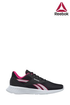 Reebok Run Black/Pink Lite 2 Trainers
