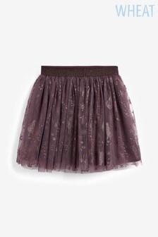 Wheat Disney™ Frozen Tulle Skirt