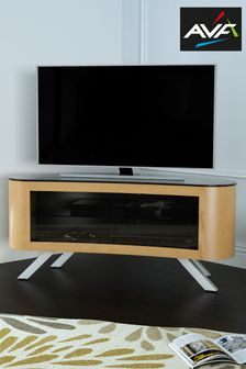 AVF Bay 1150 Curved TV Stand