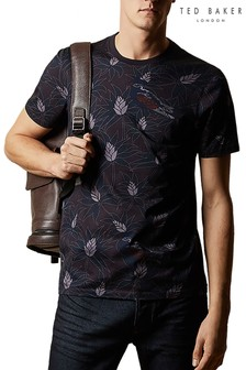 Ted Baker Mula All Over Printed T-Shirt