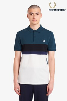 Fred Perry Colourblock Polo