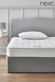 Single Rolled Open Sprung Firm Mattress