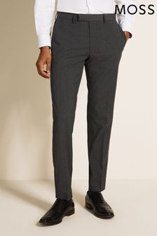 Moss London Skinny Fit Machine Washable Trousers