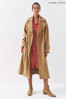 Second Female Silvia Trench Coat