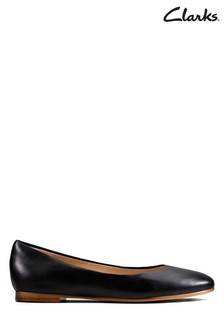 Clarks Black Grace Piper Shoe