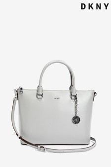 DKNY Bryant Park Leather Medium Tote Bag