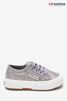 Superga® 2750 Lame Trainers