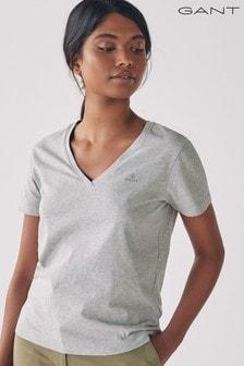GANT Original V-Neck T-Shirt