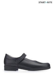 Start-Rite Black Samba Shoes