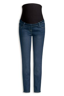Maternity Over The Bump Skinny Jeans
