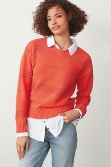 Stitch Detail Shirt Layer