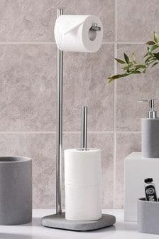 Toilettenpapierrollenhalter aus Kunstharz
