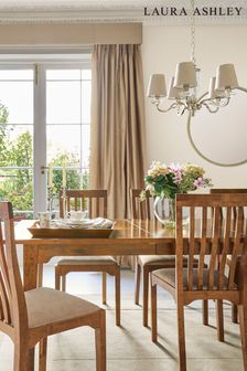 Garrat Honey Pair Of Dining Chairs by Laura Ashley