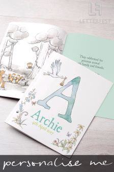 Buy personalised new baby gifts books from the next uk online shop personalised new baby story book by letterfest negle Image collections
