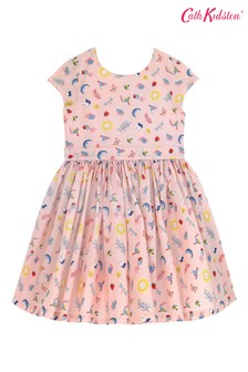 Cath Kidston® Magical Ditsy Charlotte V-Back Dress