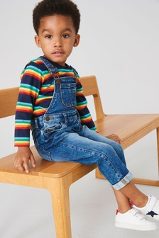 Authentic Dungarees (3mths-7yrs)
